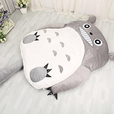 Norson My Neighbor Totoro Sleeping Bag Sofa Bed Twin Double Mattress For Kids Warm