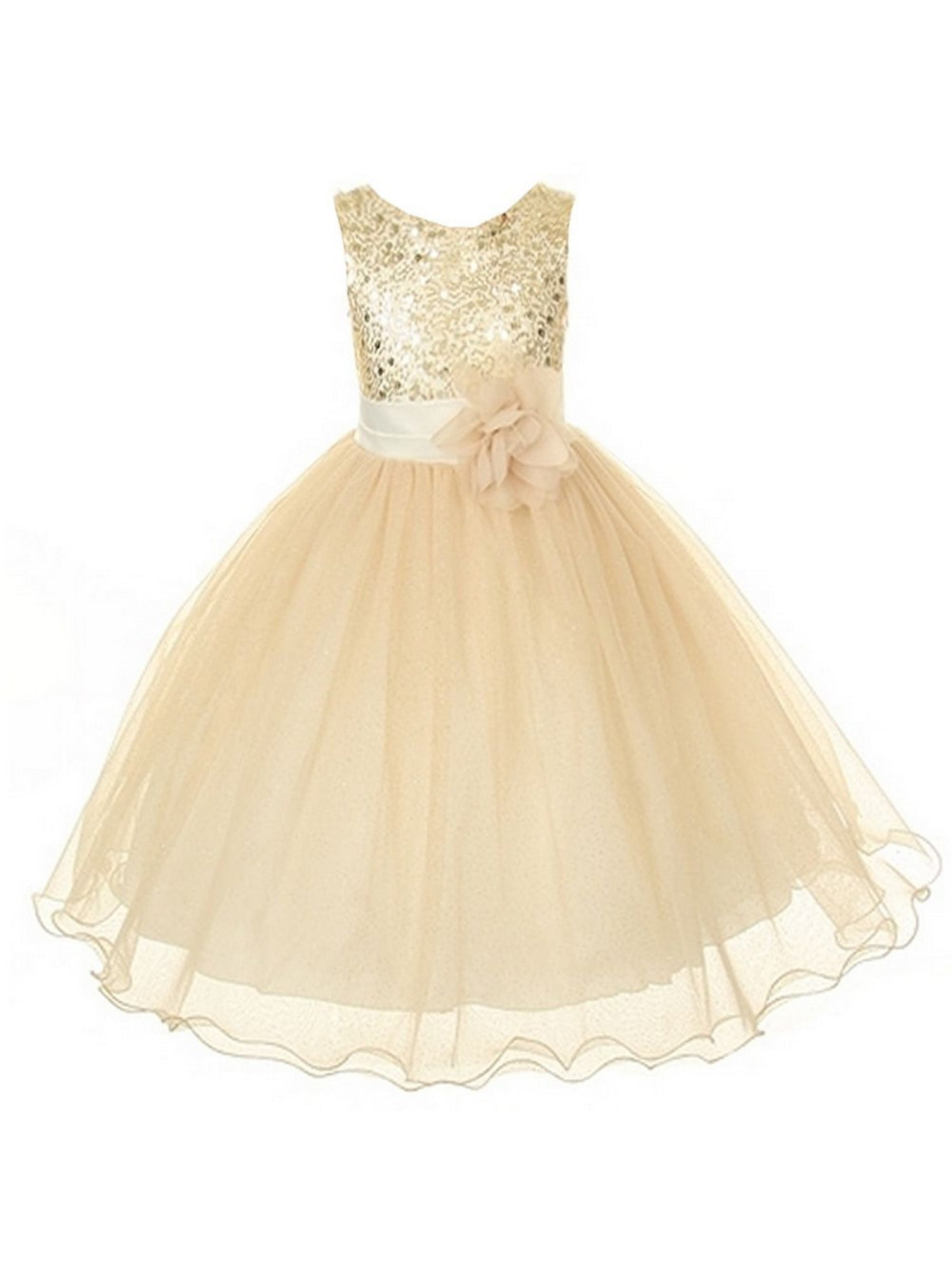 Plus Size Junior Bridesmaid Dress