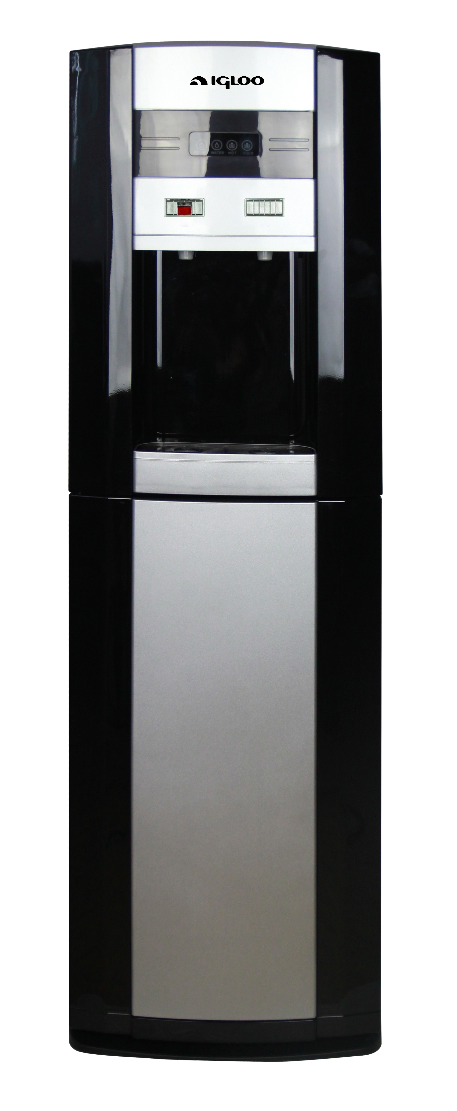 Hot And Cold Water Dispenser Walmart. Indulge Fhc2200 Double Handle Hotcold Water Dispenser ...