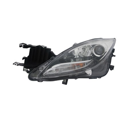 2011-2013 Mazda 6  Aftermarket Driver Side Front Head Lamp Assembly GEG1510L0E NSF
