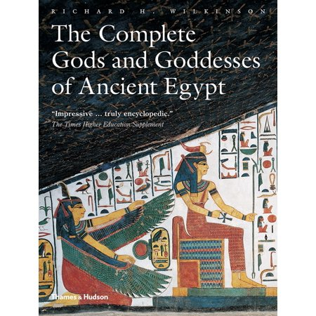 Complete Gods and Goddesses of Ancient Egypt (Paperback)