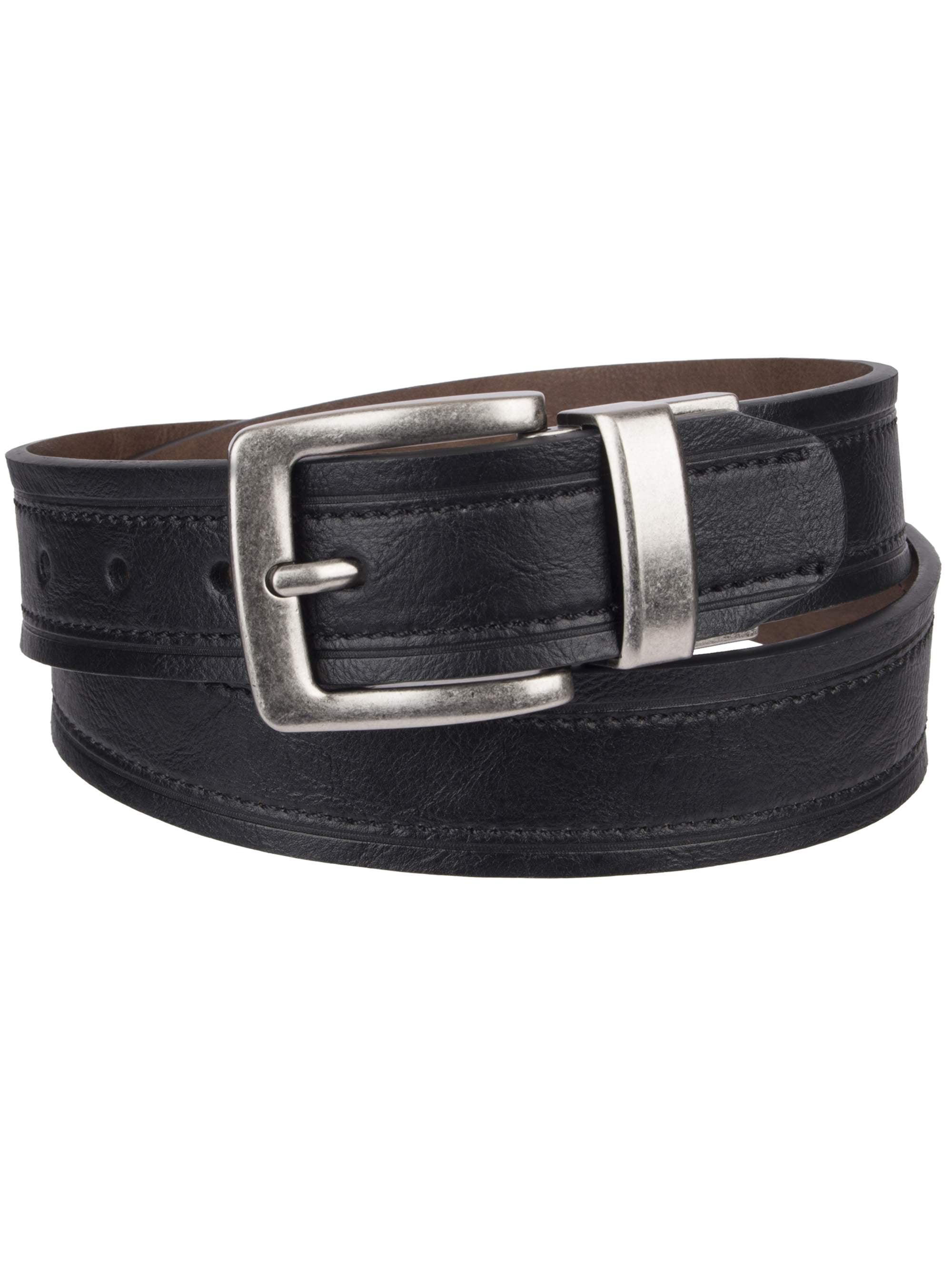 Genuine Dickies 1.5 Reversible Belt with Swivel Buckle