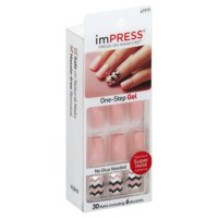 Kiss Products Impress  Press-On Manicure, 1 ea