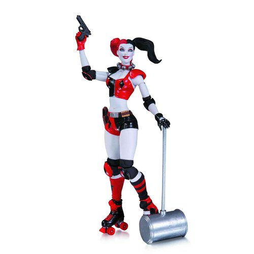 DC New 52 Harley Quinn Action Figure by
