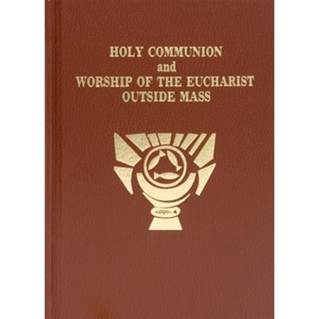 Holy Communion and Worship of Eucharist Outside (First Holy Communion Set)