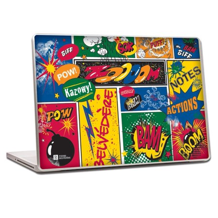 Pierre Belvedere 076600 Removable Skin for 13-inch Laptops - Boom