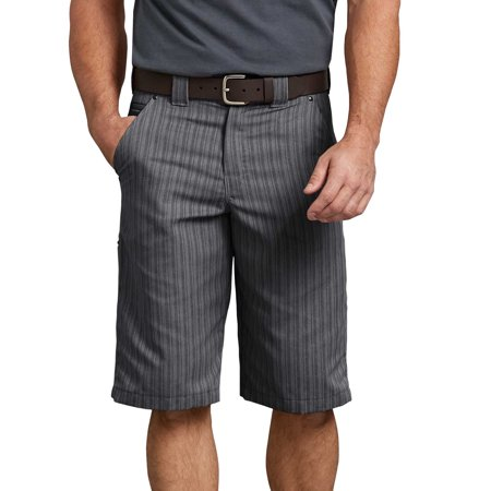 Striped V-neck Shorts - Men's 13