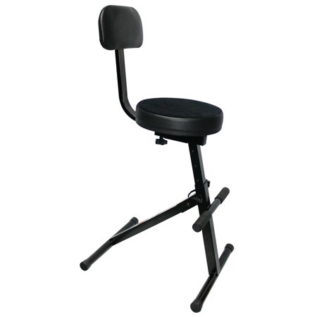 ProX X-GIGCHAIR Portable Chair DJ/Guitar/Drum/Keyboard Padded