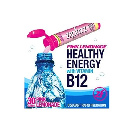 Pink Lemonade Healthy Energy Drink Mix, 30 Tubes By Zipfizz](Healthy Halloween Drinks)