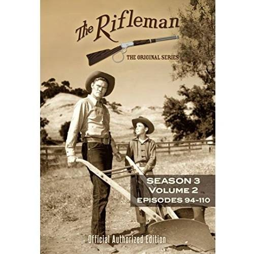 The Rifleman: Season 3, Vol. 2