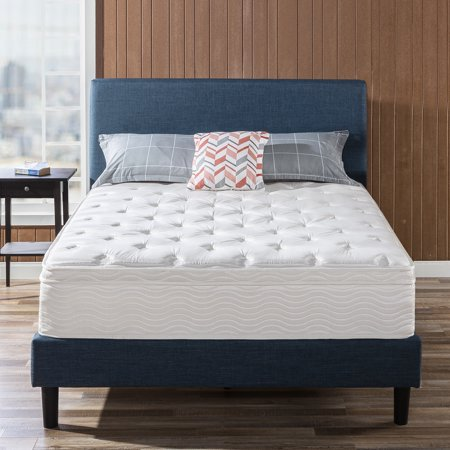Slumber 1 12 Inch By Zinus Spring Support Mattress With