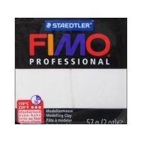 Fimo Professional Clay 57gm White