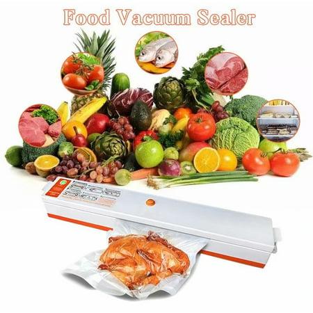 VicTsing Household Food Vacuum Sealer One-button Packaging Sealing Machine Vacuum Packaging Meat