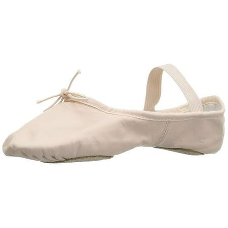 Bloch Womens Dansoft Ll Round Toe Ballet Flats - Bloch Ballet