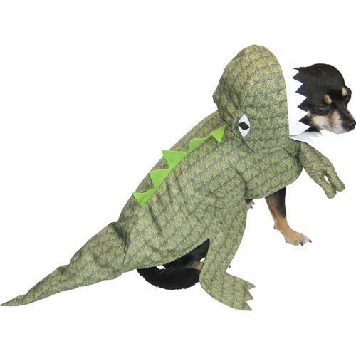 Dog Halloween Costume, Dinosaur, Multiple Sizes Available