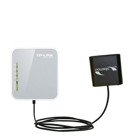Portable Emergency AA Battery Charger Extender suitable for the TP-Link TL-MR3020 - with Gomadic Brand TipExchange