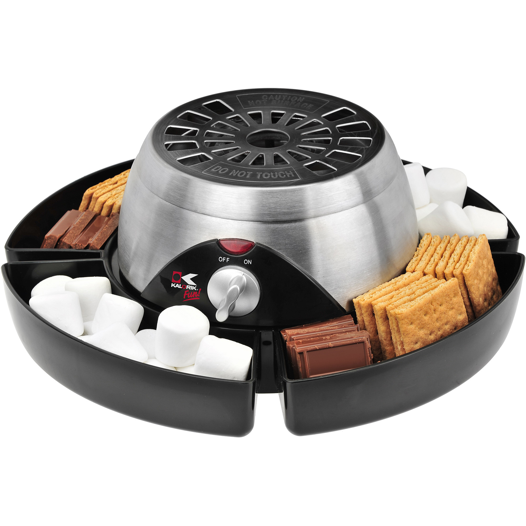 Kalorik Stainless Steel S'mores Maker