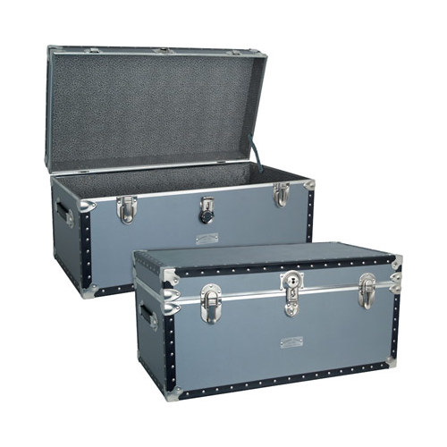 "Seward Trunk Seward Classic 31"" Oversized Locker with Tray"