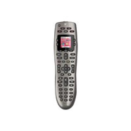Harmony Rod - Logitech Harmony 650 Remote - Universal remote control - display - LCD - infrared