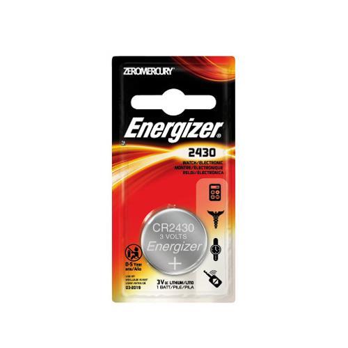 Eveready Battery ECR2430BP 2430 3V Lithium Watch Calculator Battery by EVEREADY BATTERY CO