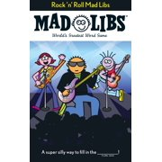 Rock 'n' Roll Mad Libs