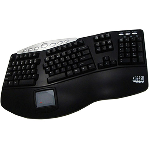 Adesso PCK-308UB Tru-Form Pro Contoured Ergonomic Keyboard