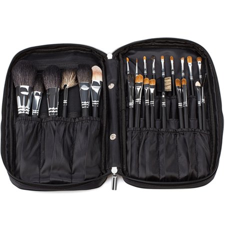 Cosmetic Travel Makeup Brush Handbag Case Holder Pouch Pocket Make Up Bag
