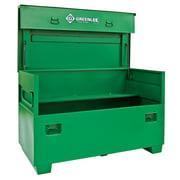 Greenlee 50387197 34-1/2 cu-ft. 60 x 30 x 33 in. Flat Top Storage Box