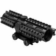 NcStar Tactical 3-Rail sighting System 4x32 Compact P4 Sniper, Blue