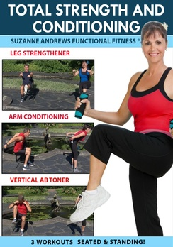 Functional Fitness: Total Strength & Conditioning (DVD) by BAYVIEW FILMS