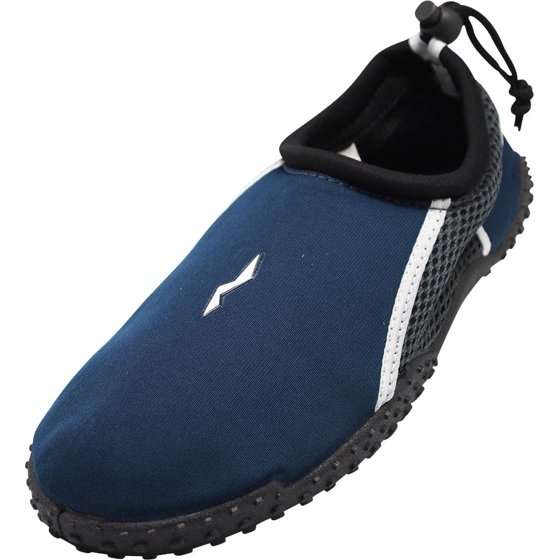 f88ff62fdd NORTY - Norty Mens Water Shoes Aqua Socks Surf Yoga Exercise Pool Beach Swim  Slip On NEW