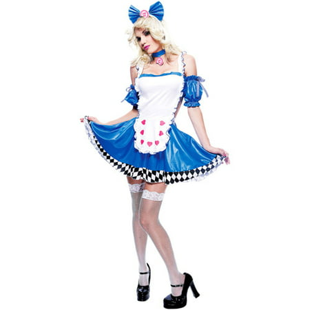 Wicked Wonderland Wicked Alice Adult Halloween Costume