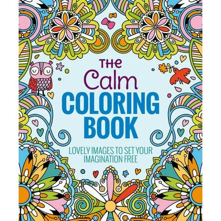 CALM COLORING BOOK - Walmart.com