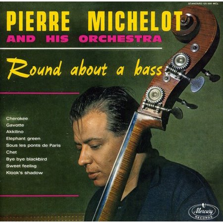 Jazz Bass 3 Colour (Round About a Bass (Jazz in Paris Collection) (CD))