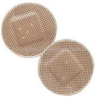 BSN Coverlet Spots Adhesive Round Bandage 00301 Box of 100, Tan