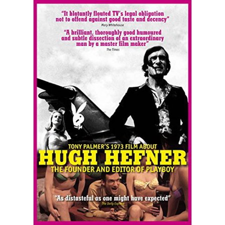 Tony Palmer's 1973 Film About Hugh Hefner (DVD) for $<!---->