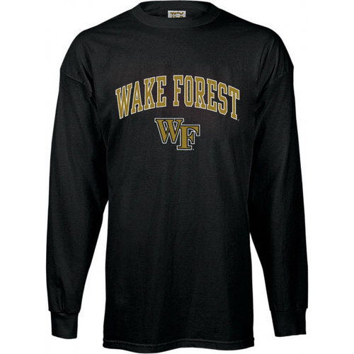NCAA - Wake Forest Demon Deacons Kids/Youth Perennial Long Sleeve T-Shirt