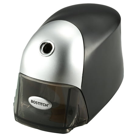 Bostitch QuietSharp Executive Electric Pencil Sharpener, Black