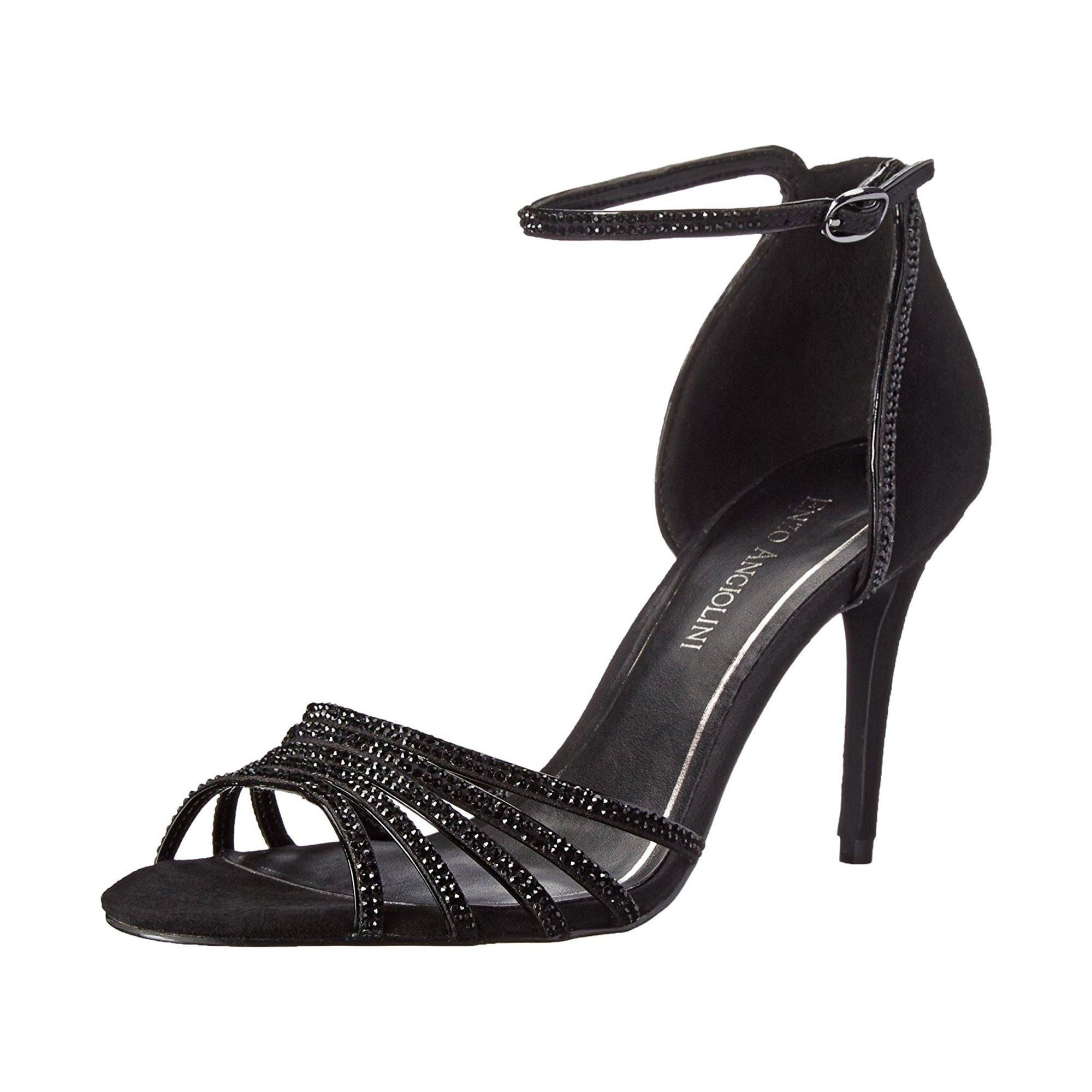 a62473b4eb Enzo Angiolini Womens kaliana Open Toe Ankle Strap Classic   Walmart Canada