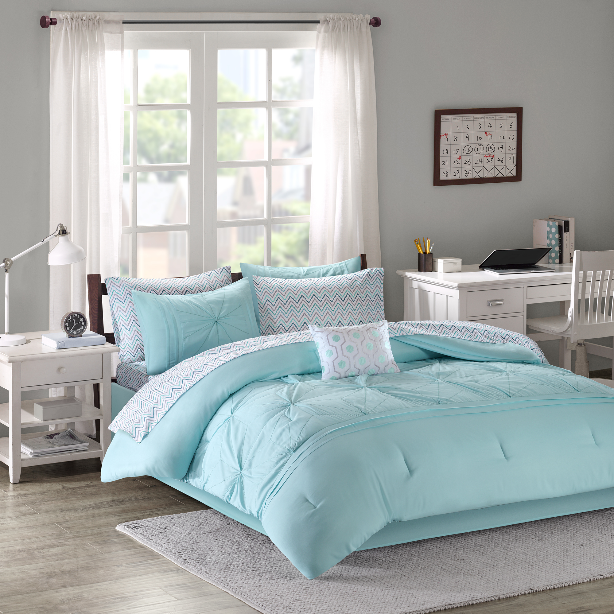 Home Essence Apartment Kara Comforter and Sheet Set
