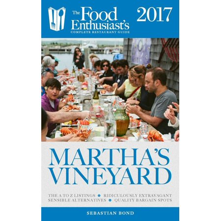 Martha's Vineyard - 2017 - eBook