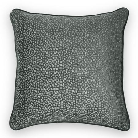 Hotel Style Confettie Velvet Glow Decorative Pillow, 20