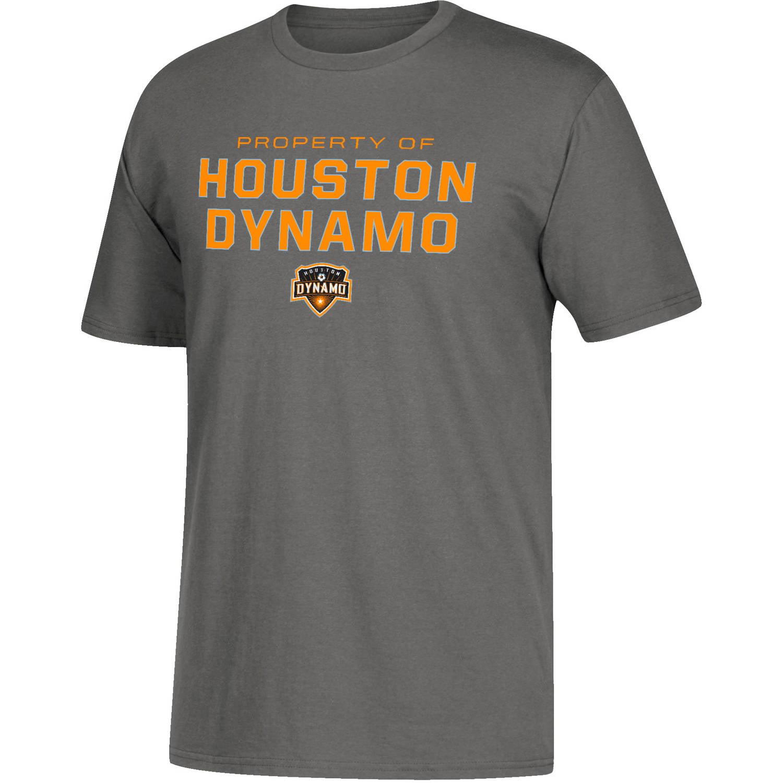 MLS-Houston Dynamo-Men's Dedicated Performance Tee