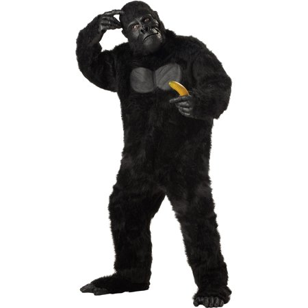 Plus Size Adult Gorilla Costume