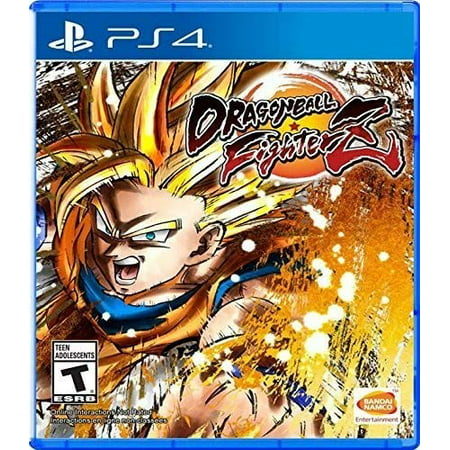 Dragon Ball FighterZ, Namco, PlayStation 4, (Best Dragon Ball Psp Game)