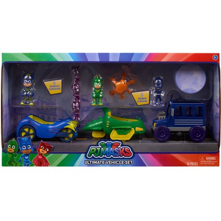 PJ Masks Ultimate Vehicle Set