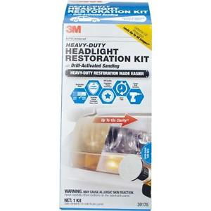 3M Company 39175 Headlight Restoration Kit