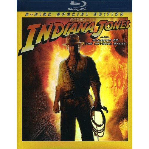 Indiana Jones And The Kingdom Of The Crystal Skull (Blu-ray) (Special Edition) (Widescreen)