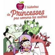3 histoires de princesses pas comme les autres - eBook