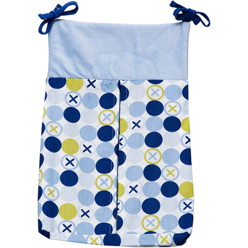 Simply Baby - Hugs & Kisses Diaper Stacker, Boy